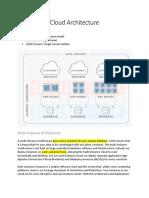 01(C) ServiceNow Cloud Architecture