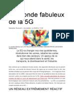 Le Monde Fabuleux de La 5G