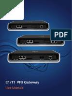 ISDN line