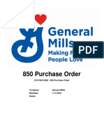 DC 850 X12 5010 I01 Purchase Order