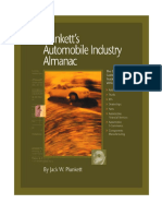 Plunkett, Jack W. - Plunkett's Automobile Industry Almanac 2009_ the Only Comprehensive Guide to Automotive Companies and Trends (2008)