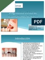 diagnosticoclnicodetraumatismosdentales-120826160510-phpapp02