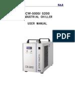 CW 5000 Manual