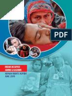 Human Rights Report, June, 2019