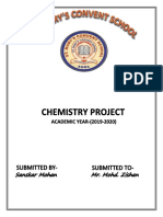 Chemistru Final Project