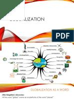 Module 1 Globalization (Definition)