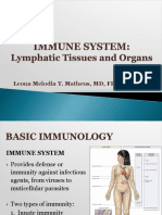 2.3 Lymphatics PPT (Dr. Mattheus)