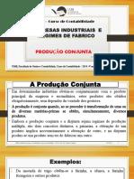 Produçao conjunta - Docente