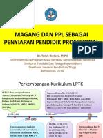 Magang dan PPL Untuk Workshop di UNY.pptx