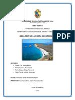 Geologia de La Costa-Informe