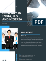 Top Leading IT Company of India, US, and Nigeria