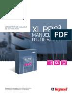 MANUEL XLPRO