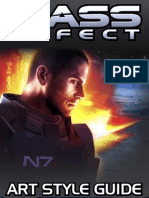 Mass Effect Art Style Guide