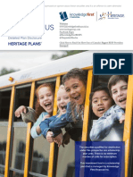 Heritage Education Funds RESP Plans