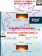 La Quimica y La Materia