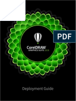CorelDRAW Graphics Suite 2018 Deployment Guide