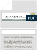 Lymphoid lekemia