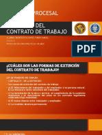 Derecho Procesal Laboral Timen Samuel