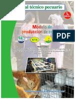 Modulo Produccion de Conejo