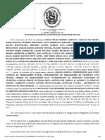 Sentencia Sala Constitucionl Sobre La Prohibicion de Suspender o Disolver Sindicatos