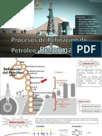 Reformacion de Petroleo