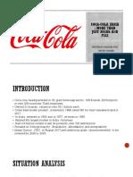 Coca-cola India (Group 8)