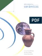 Padilla Carmen - Diccionario de Materiales Ceramicos