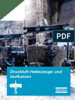 1450 04 Druckluft-Hebezeuge Und Laufkatzen Atlas Copco