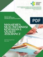 Manajemen Mutu Informasi Kesehatan I - Badan PPSDM Kesehatan