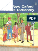 English - The New Oxford Picture Dictionary