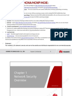 HCNA-Security-CBSN Training Material V2.5