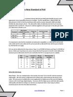 PoE_IEEE 802bt the New Standard in PoE