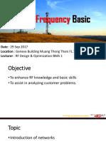 Radio Frequency Basic