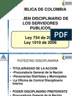 Ley 734-02 CDU