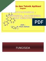 Pestisida Dan Teknik Aplikasi PERTEMUAN-I