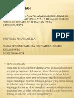 Proposal - Siti Norbaizura