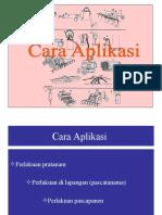cara aplikasi Fitopatosida