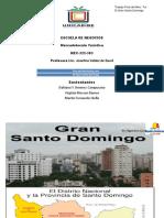 1 Tabajo Final Gran Santo Domingo