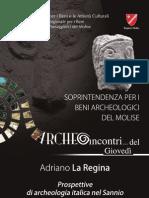 Prospettive di archeologia italica nel Molise