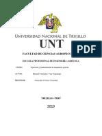 Determinacion de Fallas Opema.