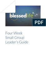 The Blessed Life Leaders Guide
