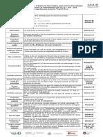 Derechos Para El Personal de Base Federal, Regularizados o Formalizado Cgt 2016-2019 Ssa