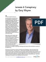 Gary Wayne genesis 6