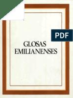 Glosas emilienses