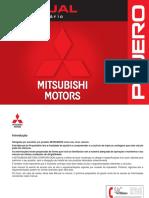 Manual Mitsubishi Pajero Gls-B