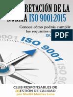 eBook Interpretación ISO 9001-2015