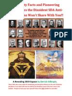What SDA Anti-Trinitarian Dissidents Won't Tell You