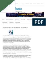 Baja Resistencia en Las Probetas de Concreto _ CivilGeeks.com