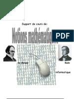 Support Maths