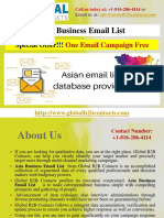 Asia Business Email List.pptx